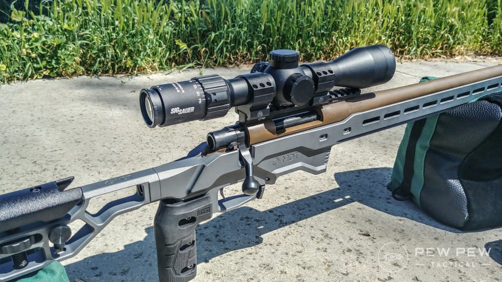 Review] MDT ACC Chassis: Precision Rifle Perfection - Pew