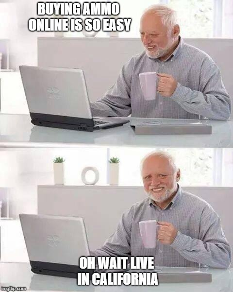 CA Ammo Meme