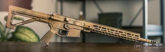Camo Painted AR-15