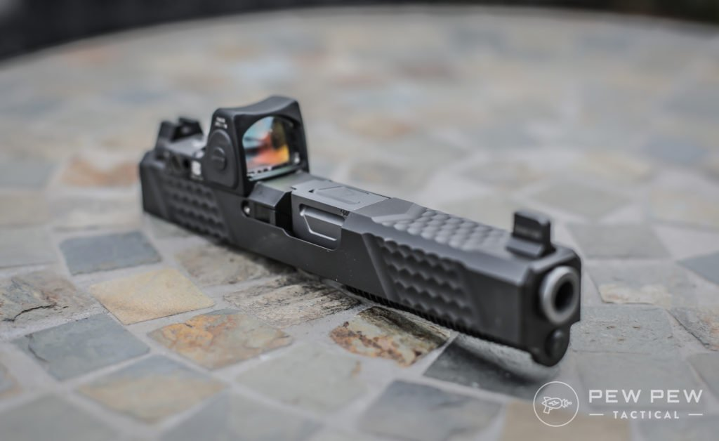 Grey Ghost Precision Glock Slide