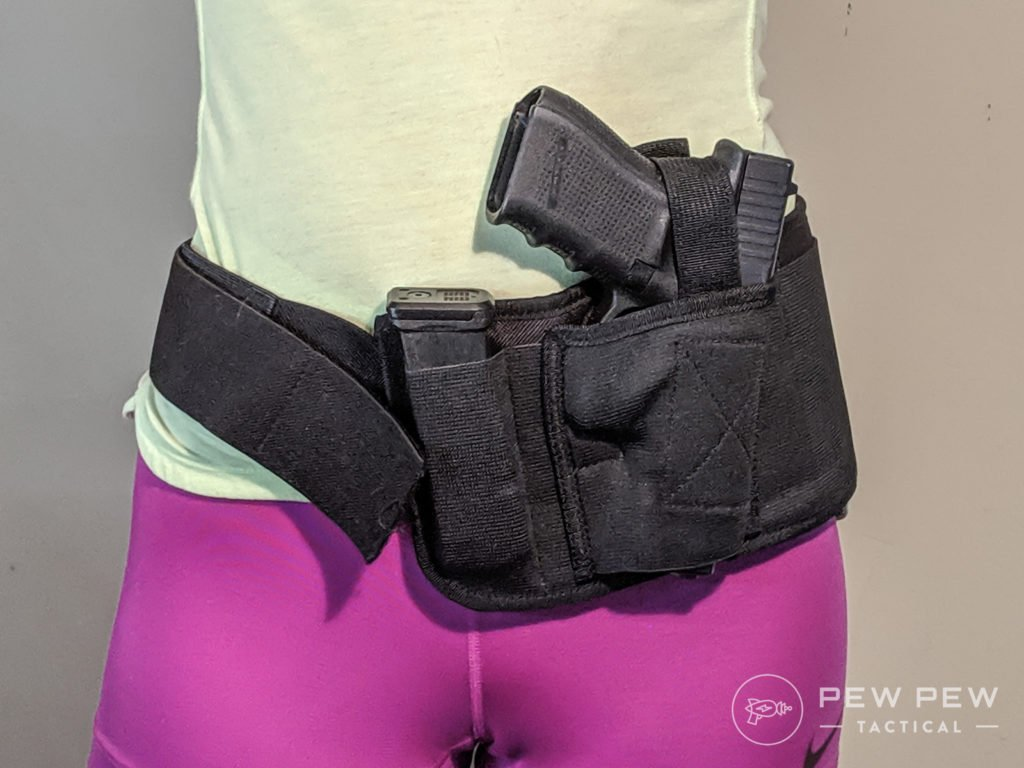 Brave Response Belly Band Holster