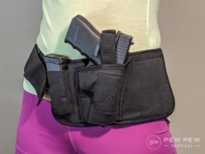 Review] Brave Response Belly Band Holster: Gimmick? - Pew