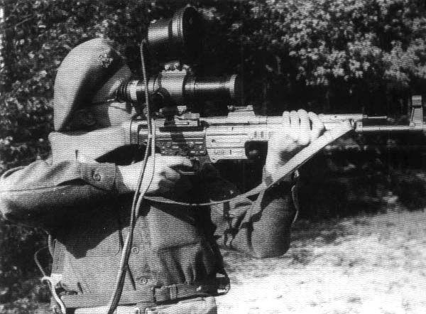 Night vision Sturmgewehr 44