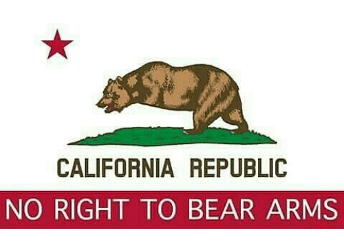 No Right to Bear Arms
