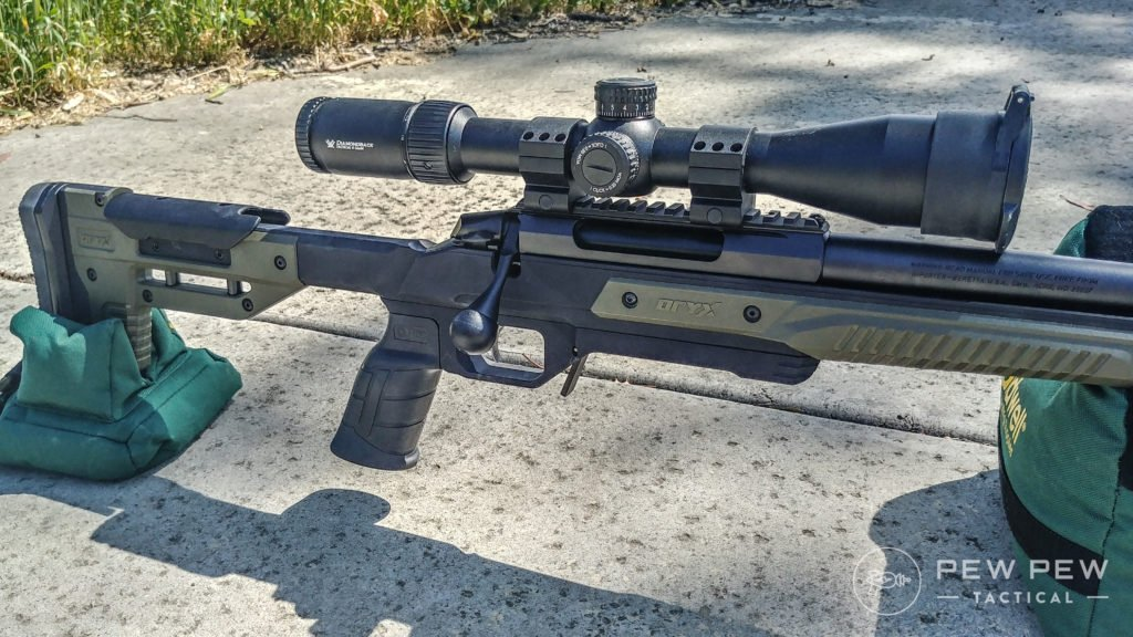 Review] MDT Oryx: Budget Precision Chassis - Pew Pew Tactical