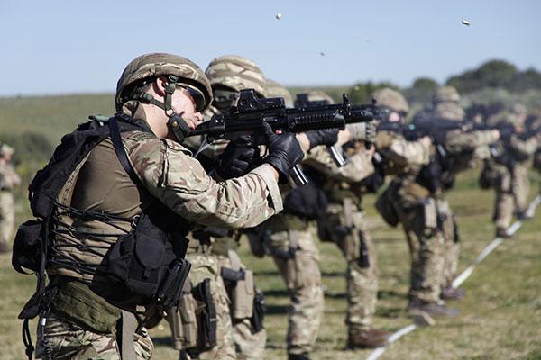 SAS MP5