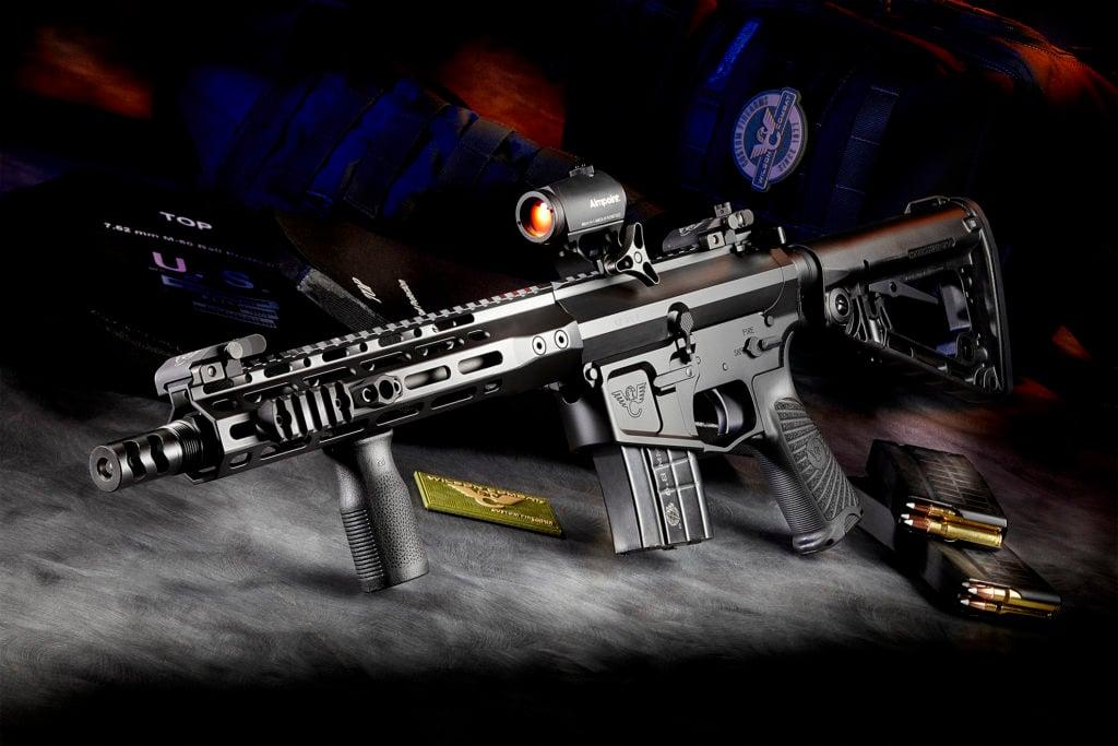 Wilson Combat SBR 6.8 SPC