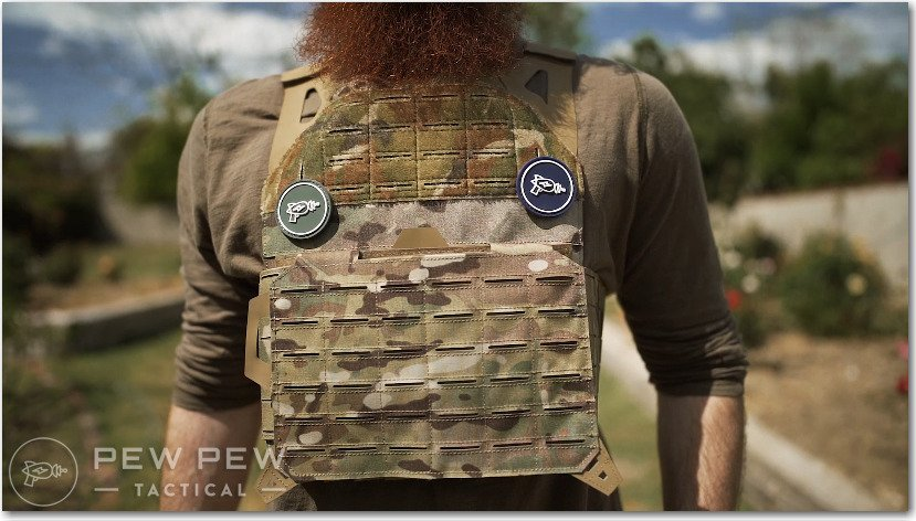 Invictus Plate Carrier, Front