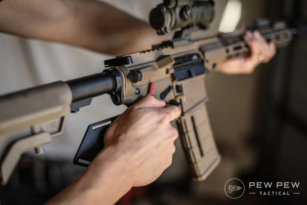 Featureless AR-15 Rifles [2019]: California Build Guide