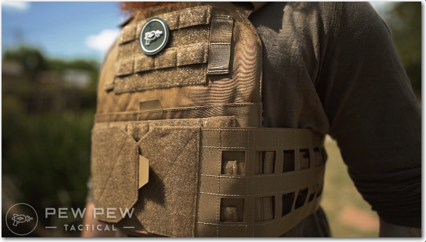 Veritas Plate Carrier