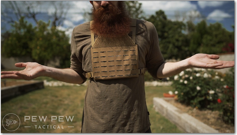 Freeman Plate Carrier