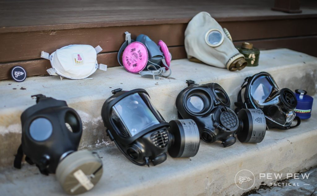 Hands-On Tested Gas Masks