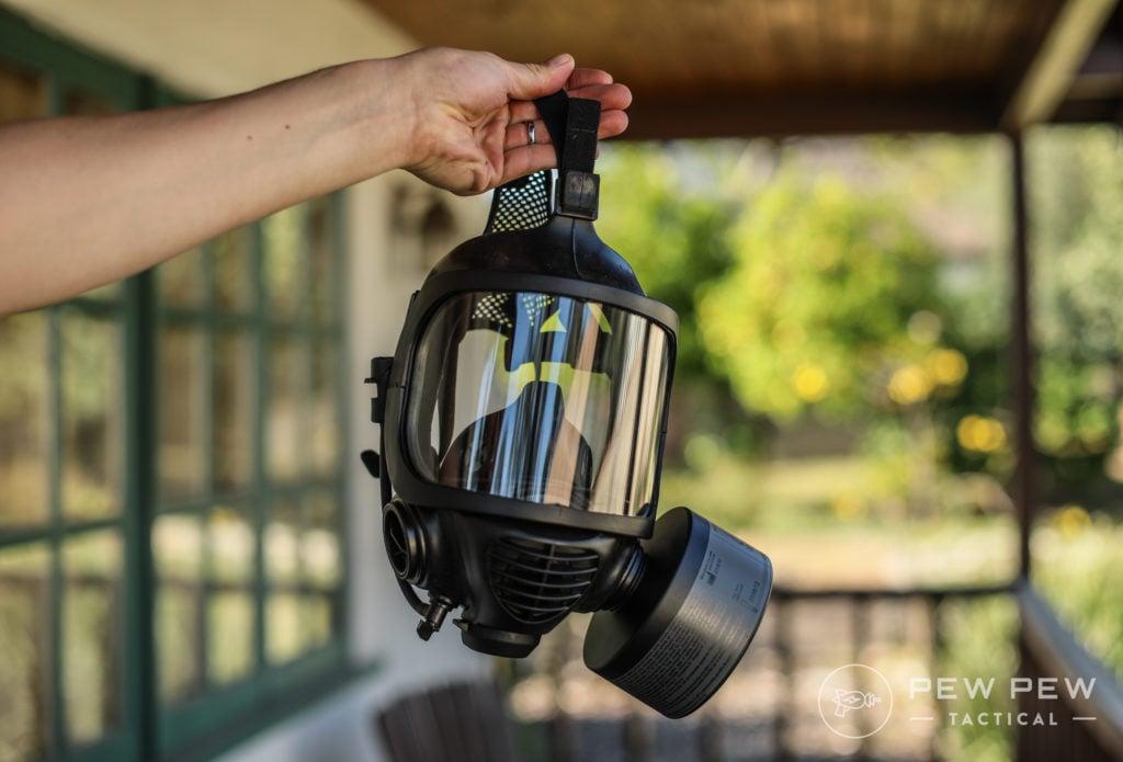 MIRA Safety CM-6M Gas Mask