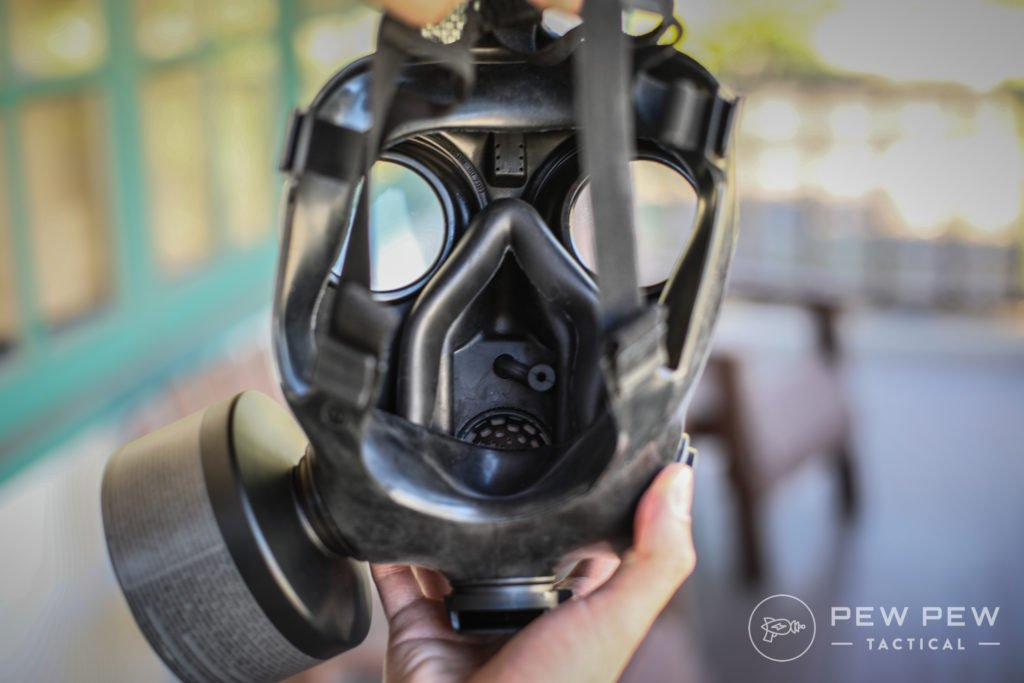 MIRA Safety CM-7M Gas Mask
