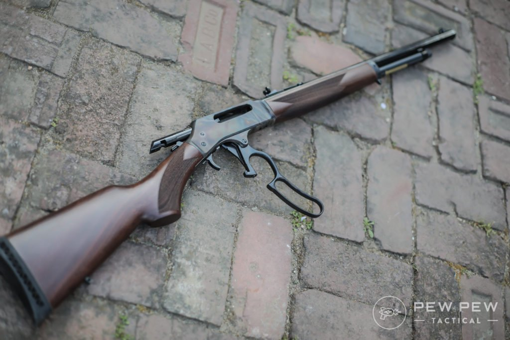 Henry .45-70 Lever Action
