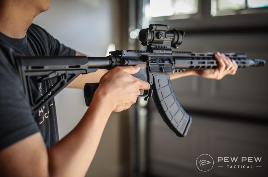 Featureless AR-15 Rifles [2019]: California Build Guide