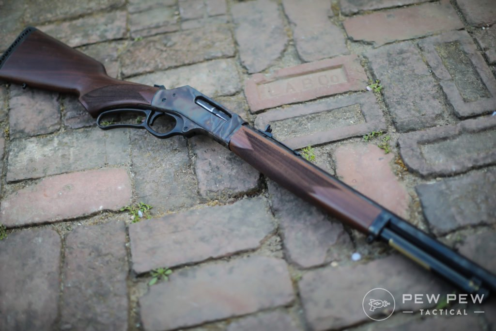 Henry .45-70 Lever Action Rifle