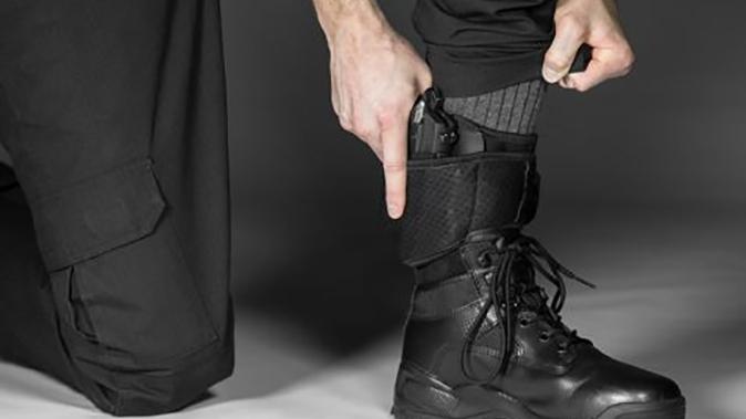 Alien Gear Ankle Holster