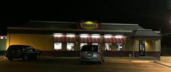Creepy Denny's