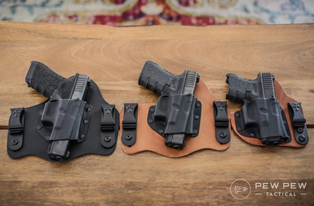 Best Concealed Carry Holsters [2019 Hands-On Tested] - Pew Pew Tactical
