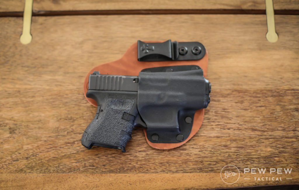 Crossbreed Appendix Holster with G26