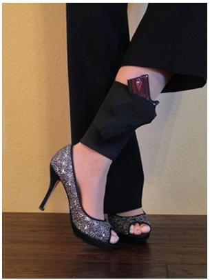 Femme Fatale Ankle SoxXx