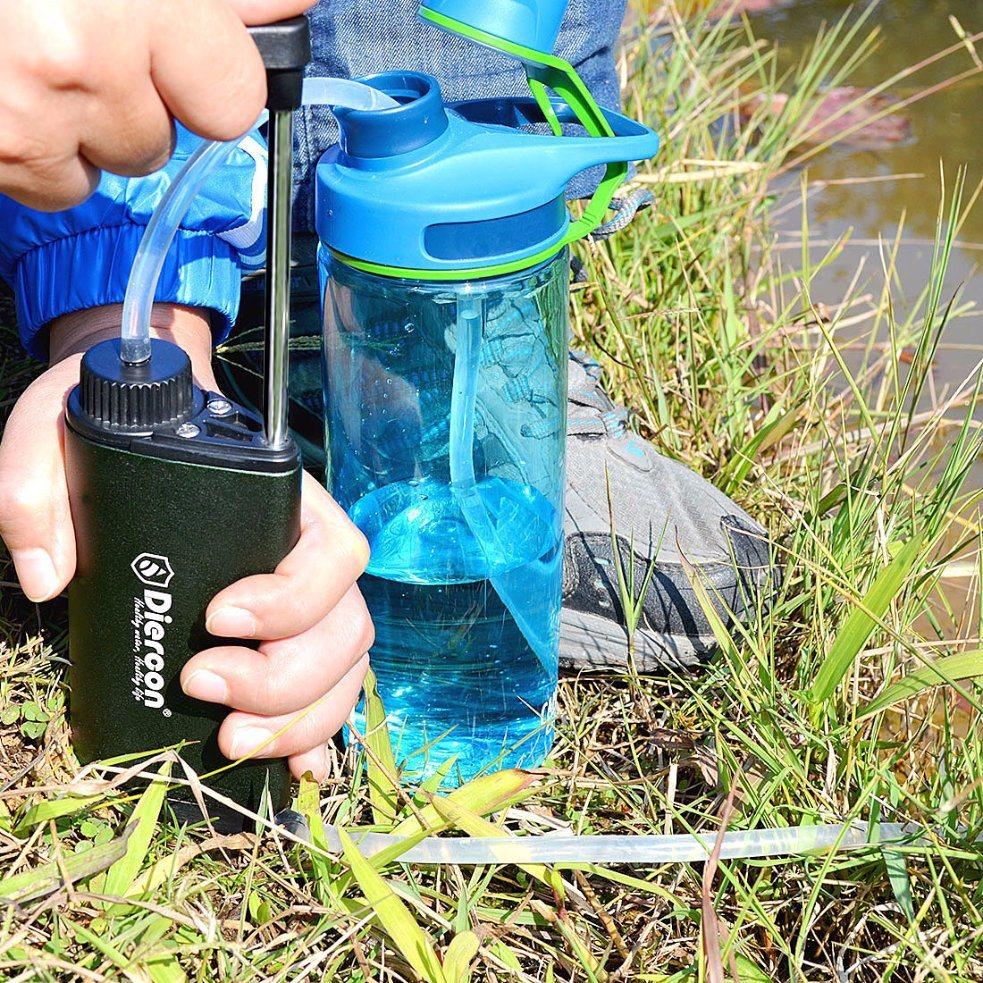 Hand Pump Water Filter