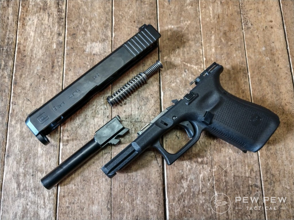 Review] Glock 19 Gen 5: 3500 Round Report - Pew Pew Tactical