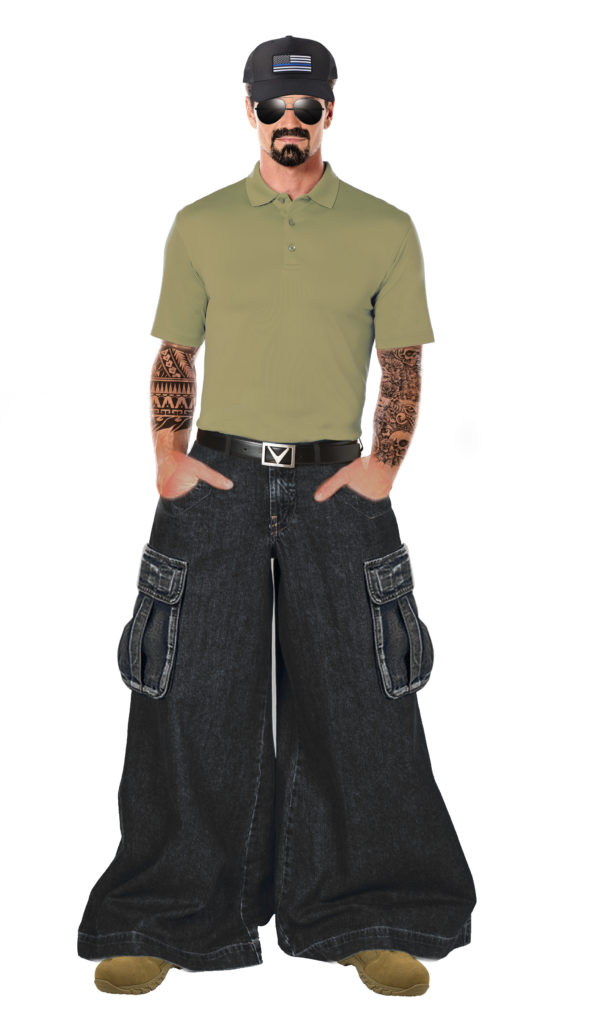 5 11 Resurrects Iconic 90s Streetwear Brand Jnco For