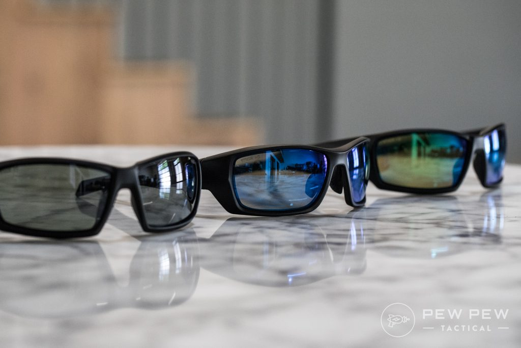 STNGR Sunglasses (L to R), Ridge, Alpine, Ridge