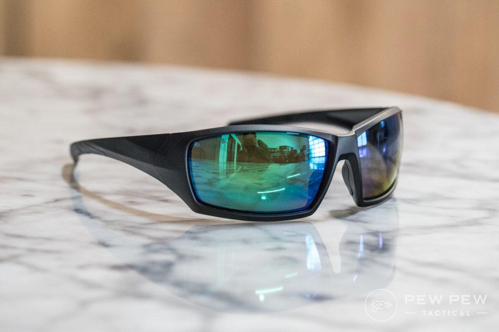 STNGR Ridge Sunglasses, Green