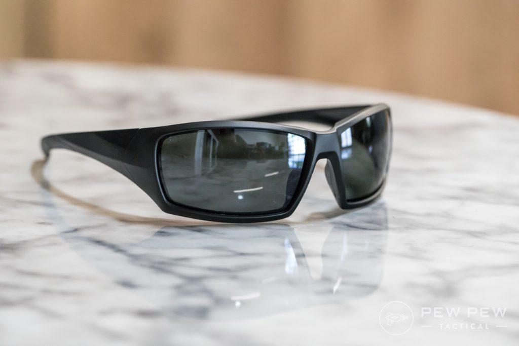 STNGR Ridge Sunglasses, Smoke