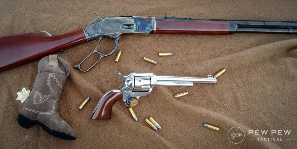 Cimarron Frontier & Pietta 1873: [Cowboy Gun Reviews] - Pew Pew Tactical