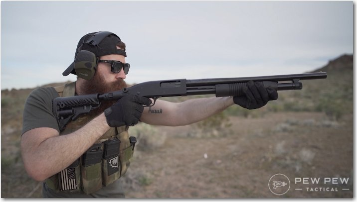 6 Best Home-Defense Tactical Shotguns [2019] - Pew Pew Tactical