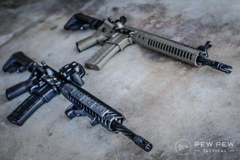 LWRCI Rifles