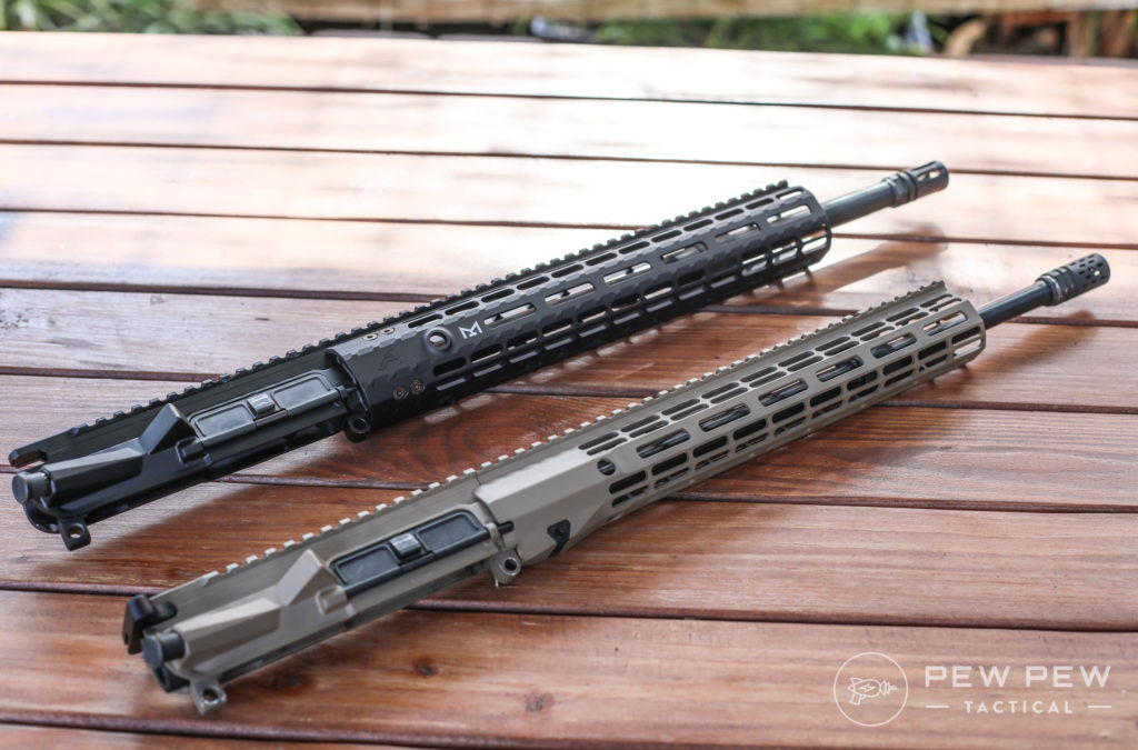 Aero Precision Uppers