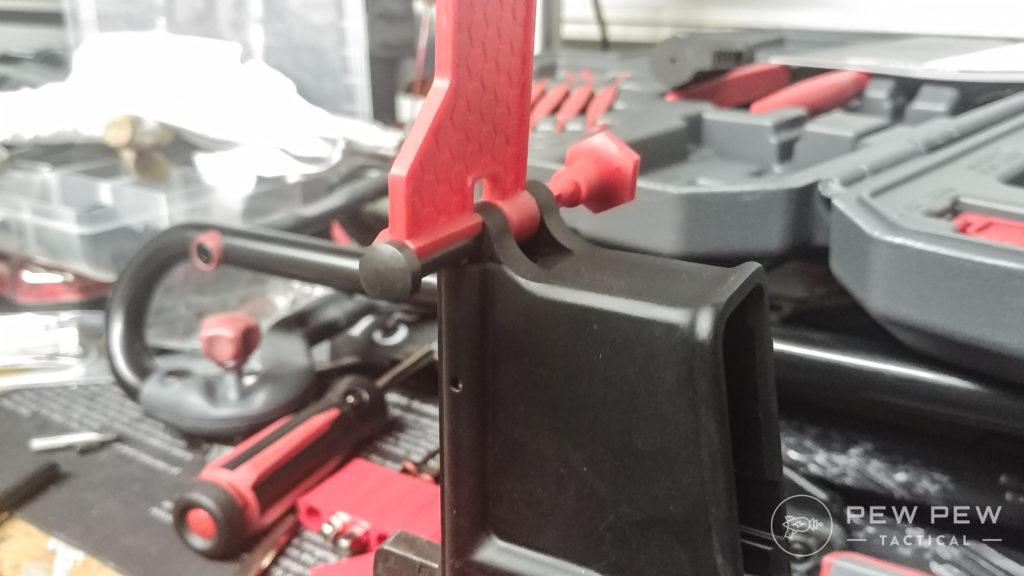 Pivot Pin Tool - Flag Up