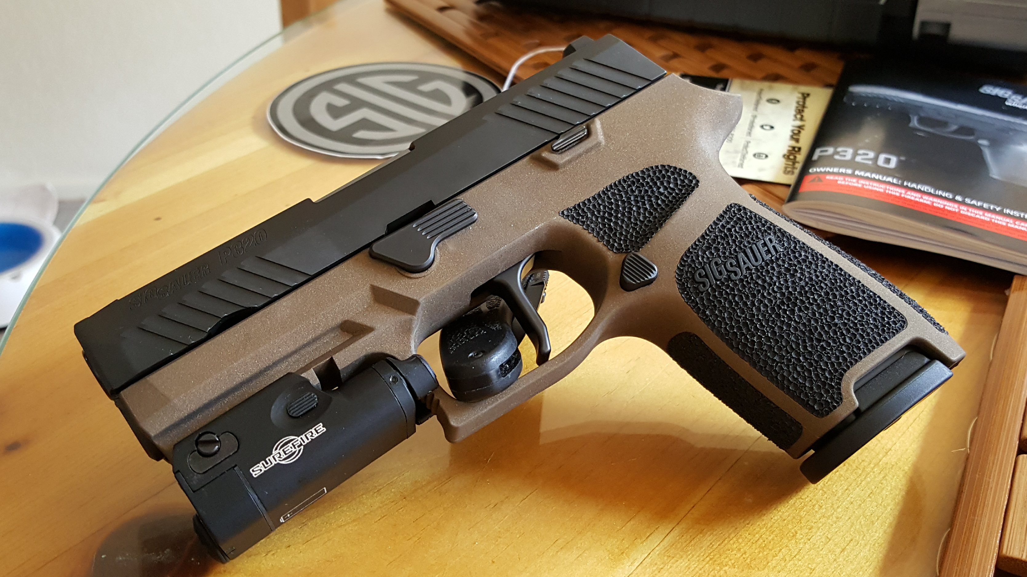 Best P320 Upgrades [2019]: Even Better - Pew Pew Tactical