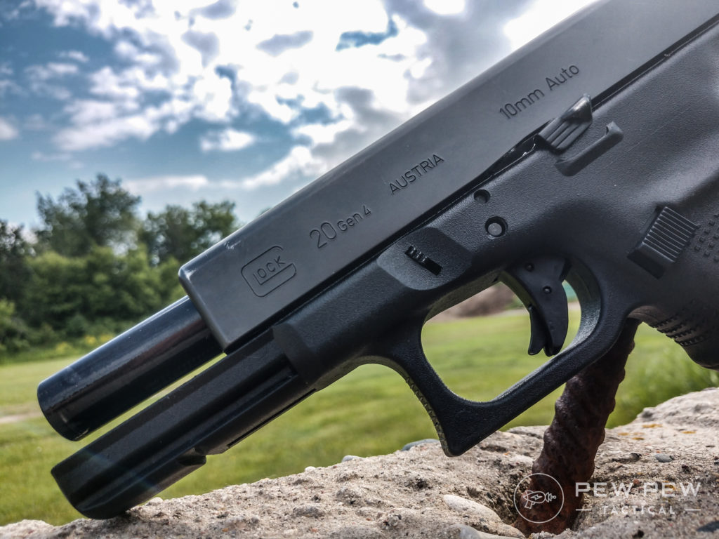 Review] Glock 20: 10mm Perfection? - Pew Pew Tactical