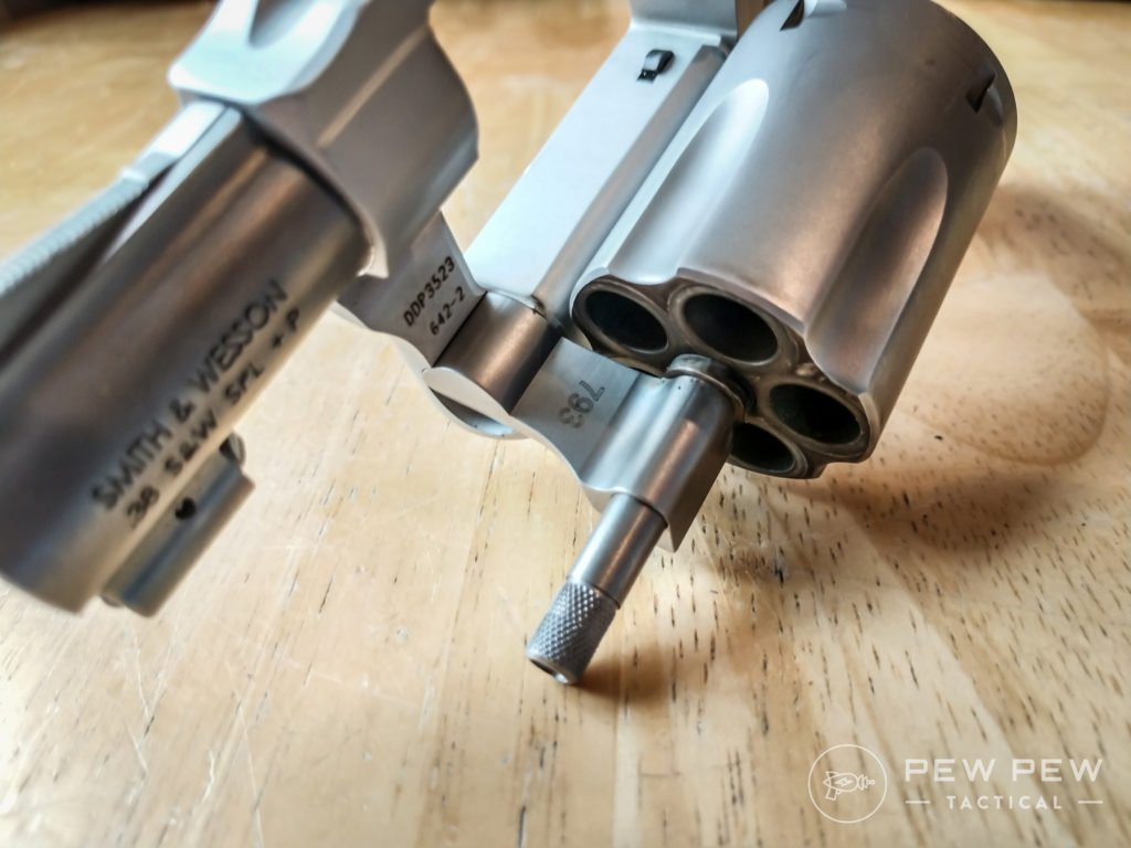 Smith and Wesson 642 (2)