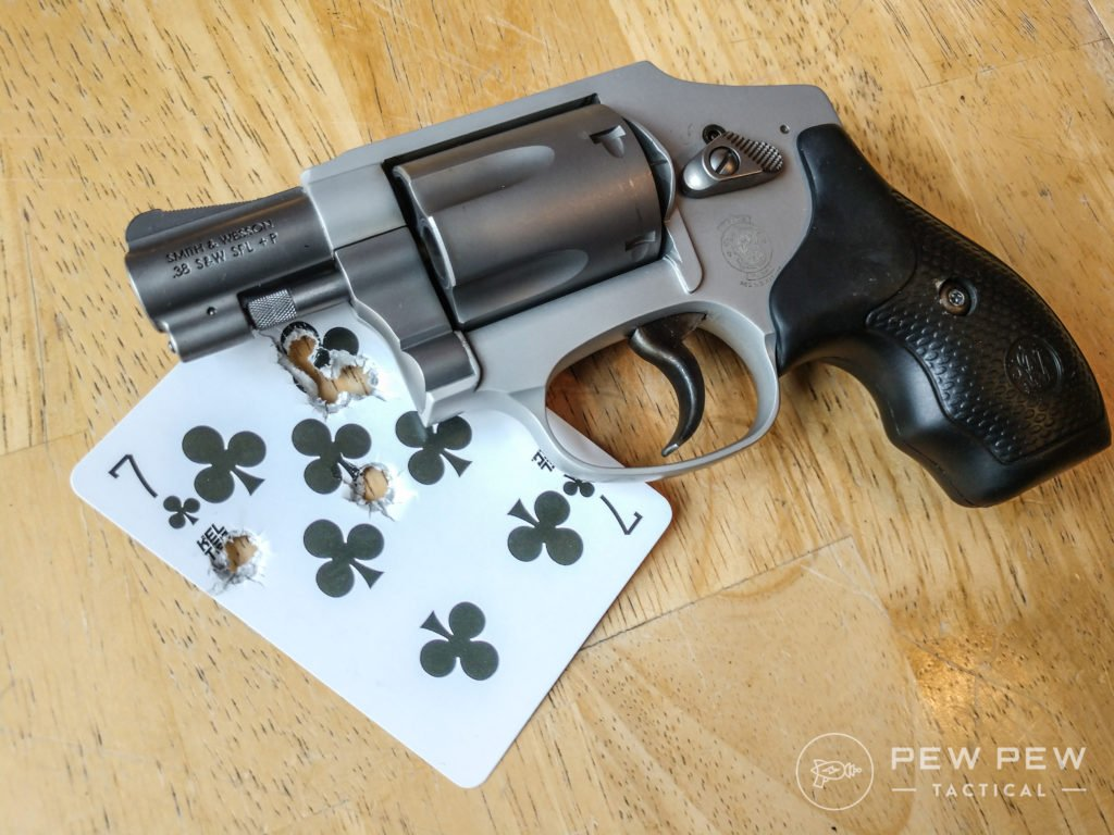 Smith and Wesson 642 (5)