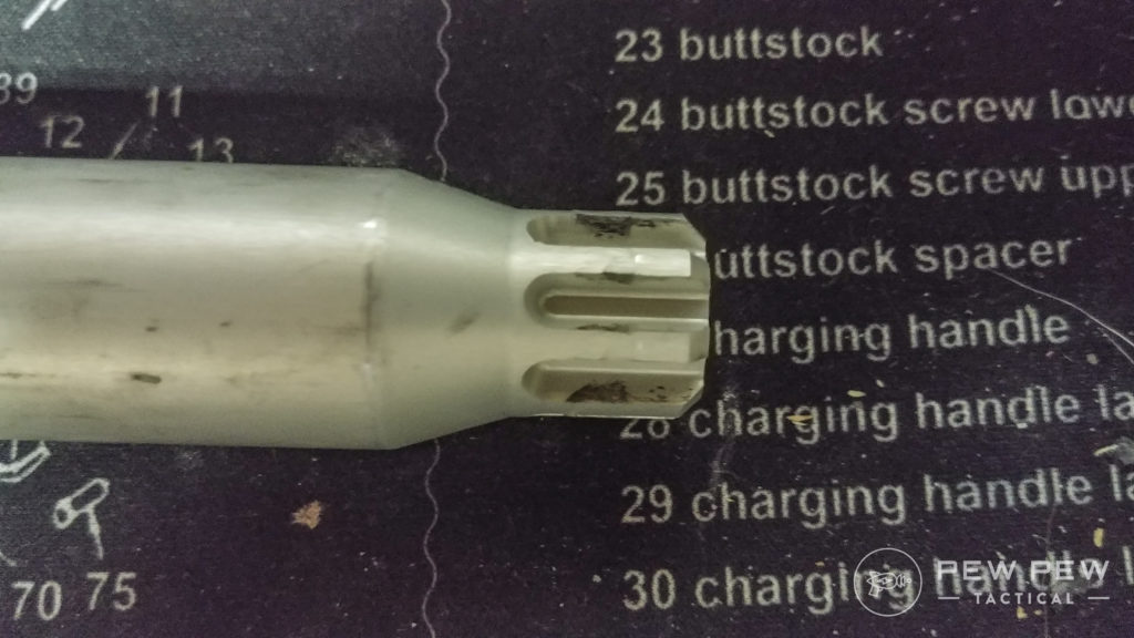Upper Vise Used - Lugs