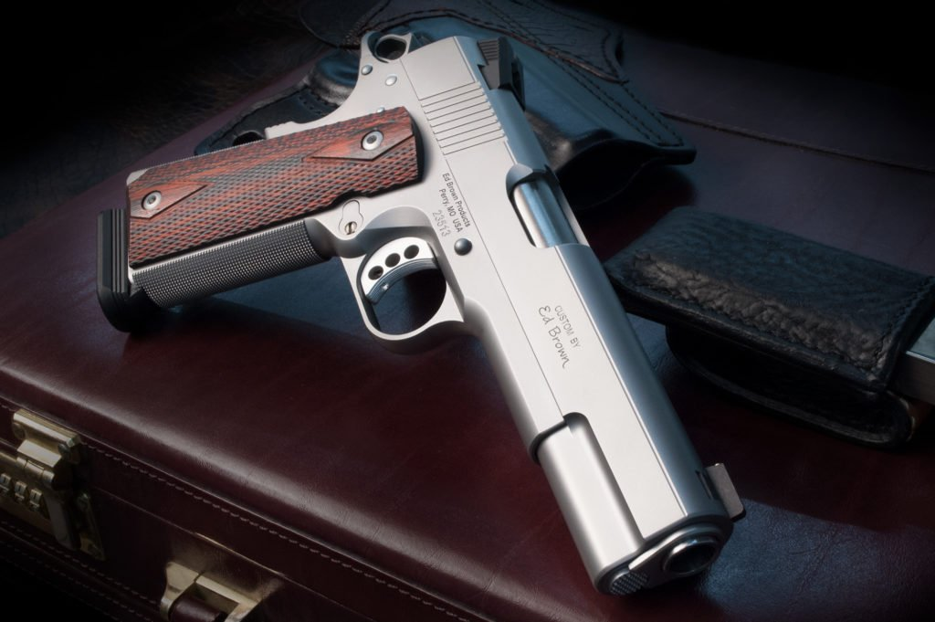 Ed Brown Executive Elite 1911
