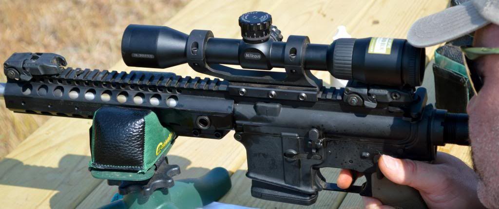 Nikon P TacticalMounted 2