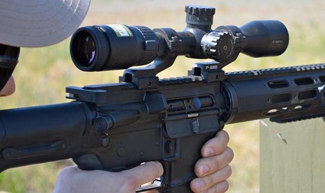 Nikon P TacticalMounted 3