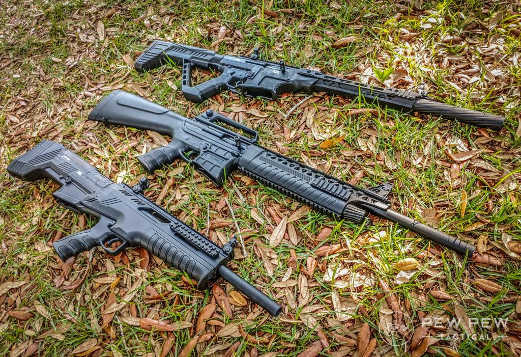 Rock Island Armory VR60, VR80, and VRBP-100 Shotguns (2)