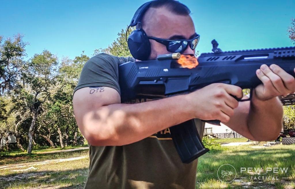 Rock Island Armory VRBP-100 Fireball