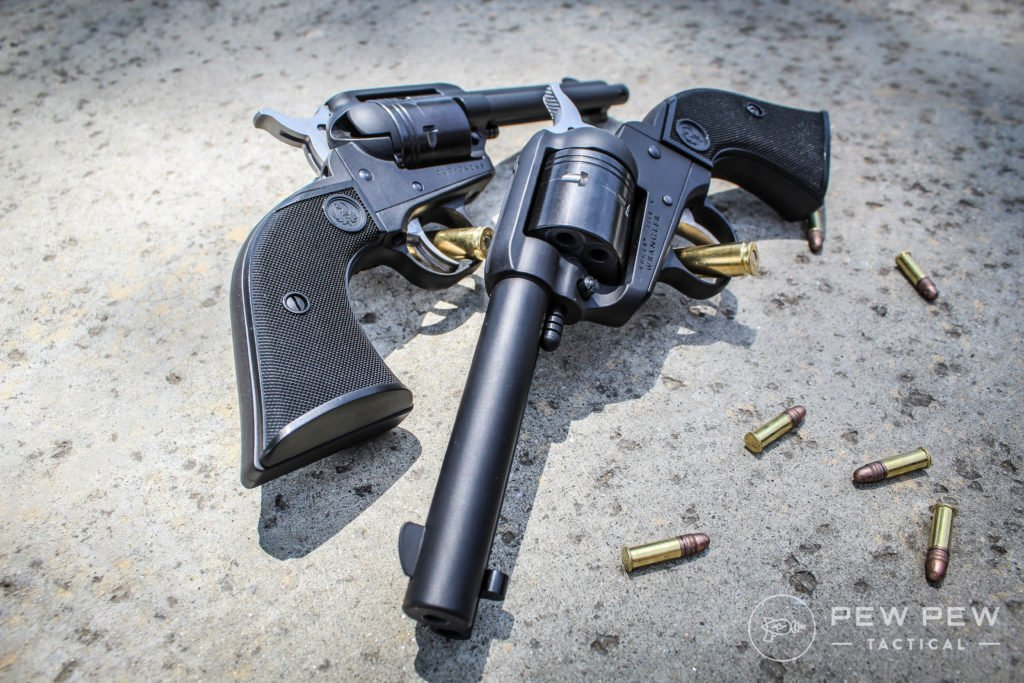 Review] Ruger Wrangler: Single Action  22LR Fun - Pew Pew Tactical