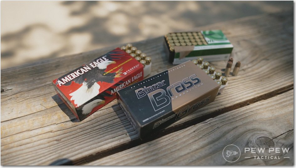 EMP Tested Plinking Ammo
