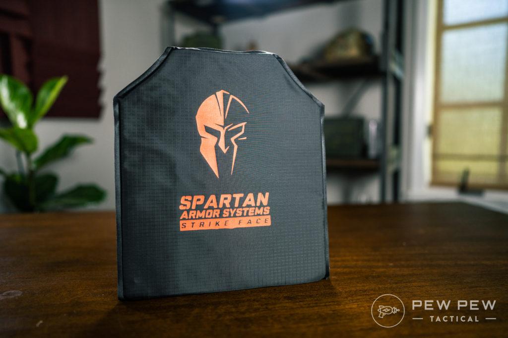 Spartan Armor, Level IIIA